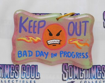 Mini Sign : Bad Day/Good Day