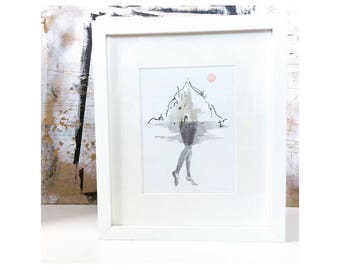 Drawn to Islands | A Limited Edition Fine Art Print by Joanna Layla