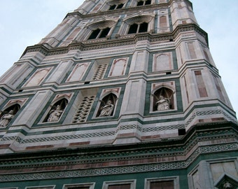 Duomo Bell Tower- Photograph