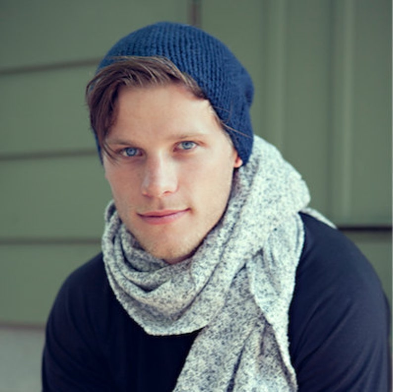 9824dbdd06b Canada Bliss Fundamental Hat Crochet Knit Merino Beanie