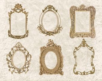 ornate frames etsy