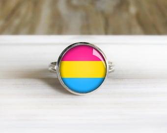Pansexual ring