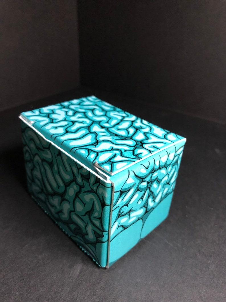 3D Printed Giant Space Brains of Palos Verdes