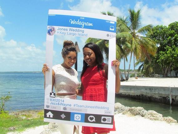 Instagram Prop Instagram Frame Printable Frame Diy Digital Etsy