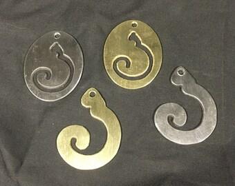 Shopkat Keychain - Zipper Pull - Fob