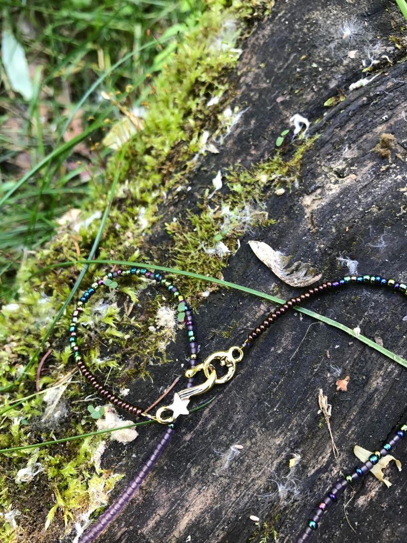 Mystic Mayhem Lepidolite Necklace