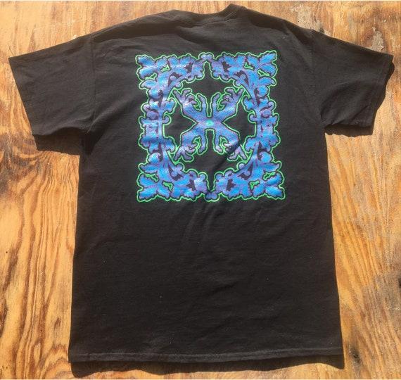 Grateful Dead inspired Dire Wolf Dickies work Shirt