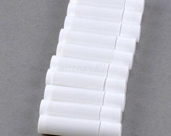 Lip Balm Empty tubes set of 10