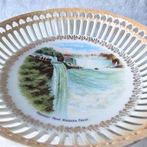 Father\u2019s Day Gift Vintage Ironstone Adorable Niagara Falls Vintage 1950s Souvenir Canada Memorabilia A Gift for Dad