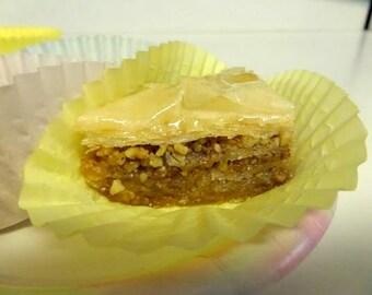 FOR LOCAL PICKUP: Delicious homemade baklava