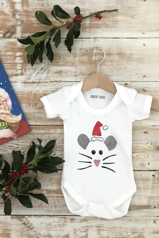 Christmas Eve Mouse Pyjamas Christmas Eve Box Filler First | Etsy