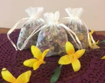 Herbal Bath Tea / Tub Tea / Scented Bath Tea / Aromatherapy / Spa Bath / Bath Soak Mother's Day Gifts