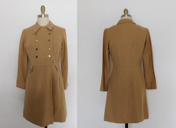 Women's Vintage 1960s Wool Coat