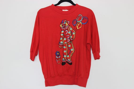 Magical Clown Shirt Medium