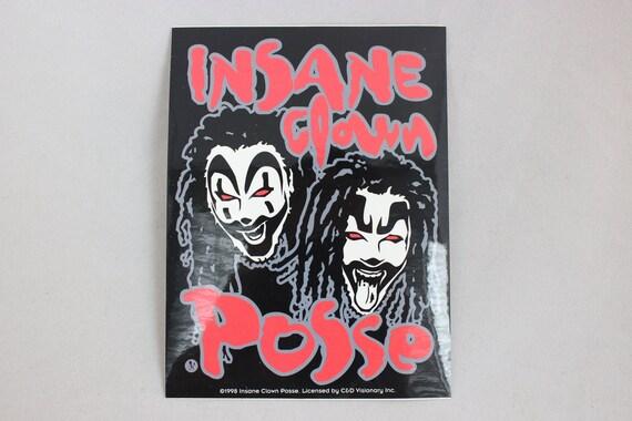 Insane Clown Posse ICP Sticker - image 1