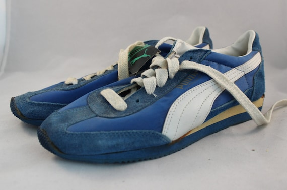 1978 Puma Cyclone Men's Shoes US7.5 NOS With Tags