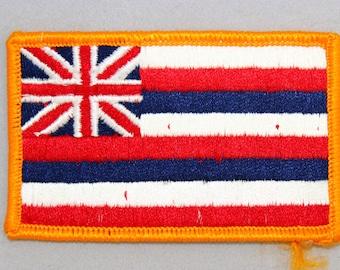 Hawaii Flag Patch