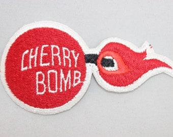 Cherry Bomb Mufflers Patch