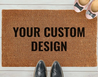 Popular Items For Custom Doormat