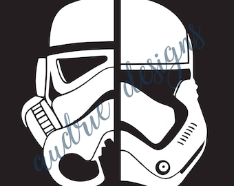 Stormtrooper Decal | Etsy