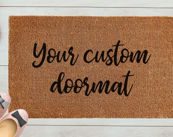 Delicieux Popular Items For Custom Doormat