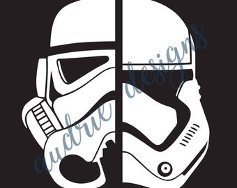 Stormtrooper Decal / Star Wars Decal / Window Decals / Laptop Decals / Car Decals / Sticker / Vinyl Decal