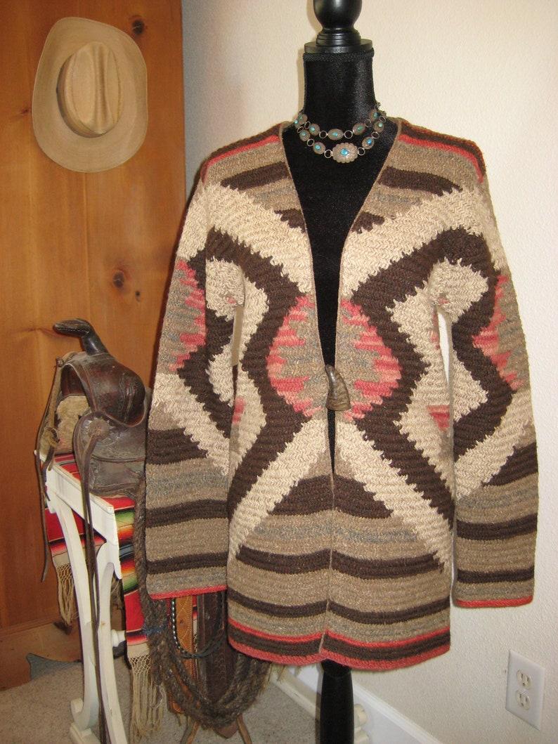 044039b0a Ralph Lauren Sweater Coat RL Women s Cardigan Hand Knit