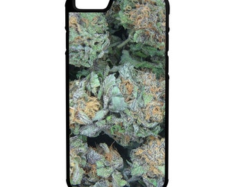 Marijuana Buds iPhone Galaxy Note LG HTC Rubber Protective Phone Case Loud Kush Dank 420