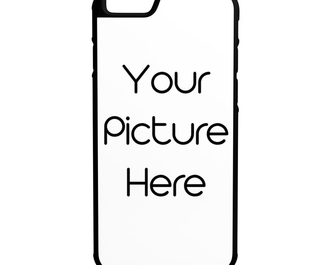 Design Your Own DIY Custom Made iPhone Galaxy Note LG HTC Hybrid Rubber Protective Case