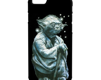 Yoda iPhone Galaxy Note LG HTC Hybrid Rubber Protective Case Star Wars