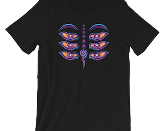 Buddha Eyes - Unisex T-Shirt