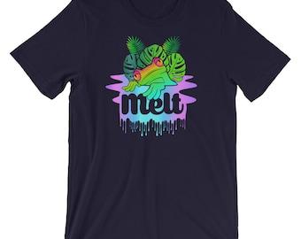 Melt Frog Logo - Unisex T-Shirt