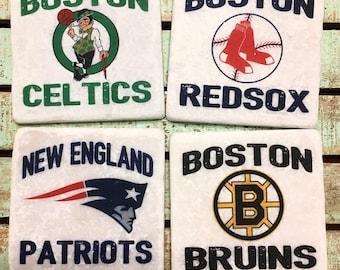 Boston Sports Etsy