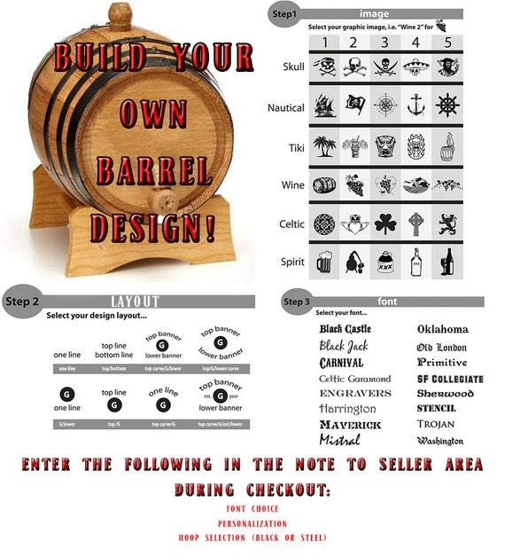 how to build an oak barrel