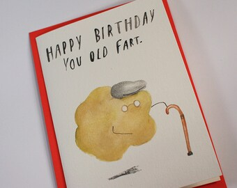 Happy Birthday (You Old Fart)