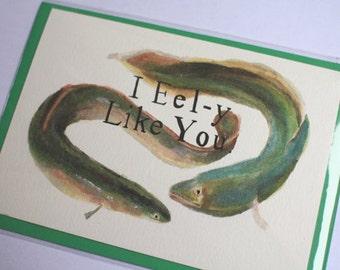I Eel-y Like You