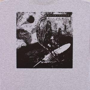 Vintage Original 90\u2019s David Sylvian \u201c Slow Fire \u201c Electronic Music Promo Tour T-Shirt