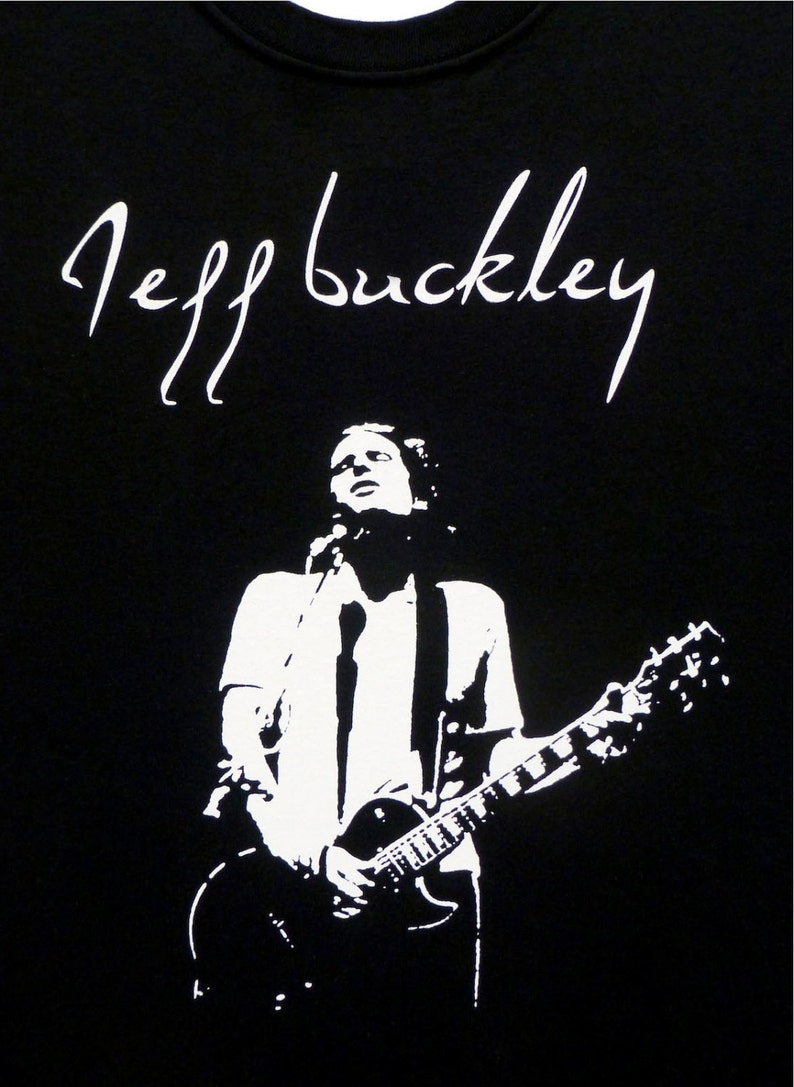 15dbaa6fc8e2 Jeff Buckley t shirt S M L XL XXL XXXL | Etsy