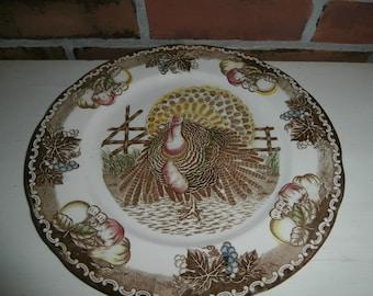 Popular items for fall dinner plates & Fall dinner plates | Etsy