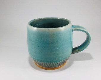 Handmade ceramic mug, ceramic mug, coffee mug
