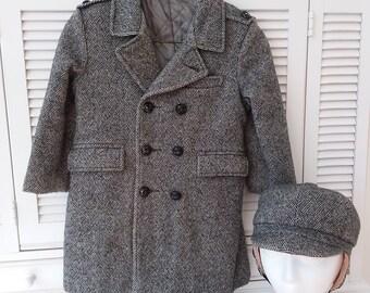 3c6b6065fc3b 1940s wool coat hat
