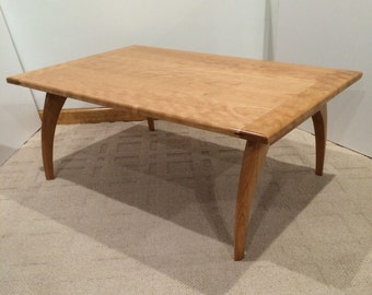 Curly Cherry Coffee Table