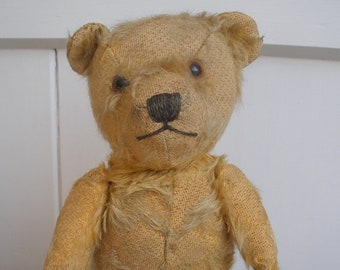Lovely worn old bear