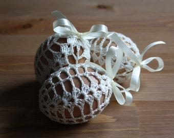 Crochet Easter Egg Covers