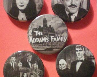 Insignias de la familia Addams