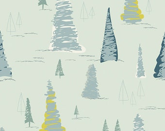 Heartland - Pinetre Fog - Pat Bravo - Art Gallery Fabrics (HRT-95303)