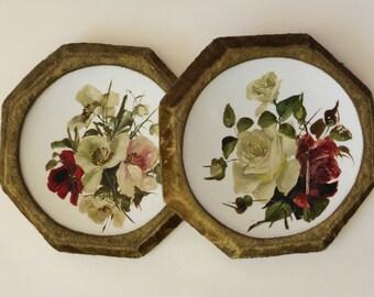 Decorative Collectibles Other Decorative Collectibles Vintage Decorative Tray Victorian Photograph Wall Decor Design