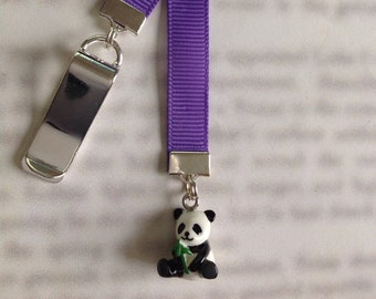 Resin charm bookmarks