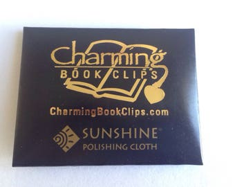 Sunshine Polishing Cloth / Jewelry Polishing Cloth / Jewelry Cleaning Cloth *FREE SHIPPING*