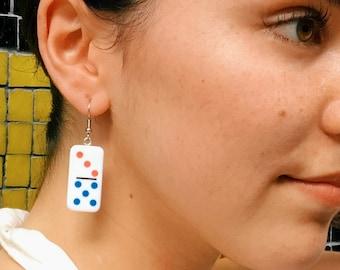 Ladies' Dominoe Jewelry ..ear rings ,necklace